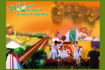 FESTIVAL ANTIOQUÍA LE CANTA A COLOMBIA