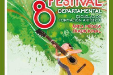 FESTIVAL DEPARTAMENTAL DE ESCUELAS DE FORMACIÓN ARTÍSTICA