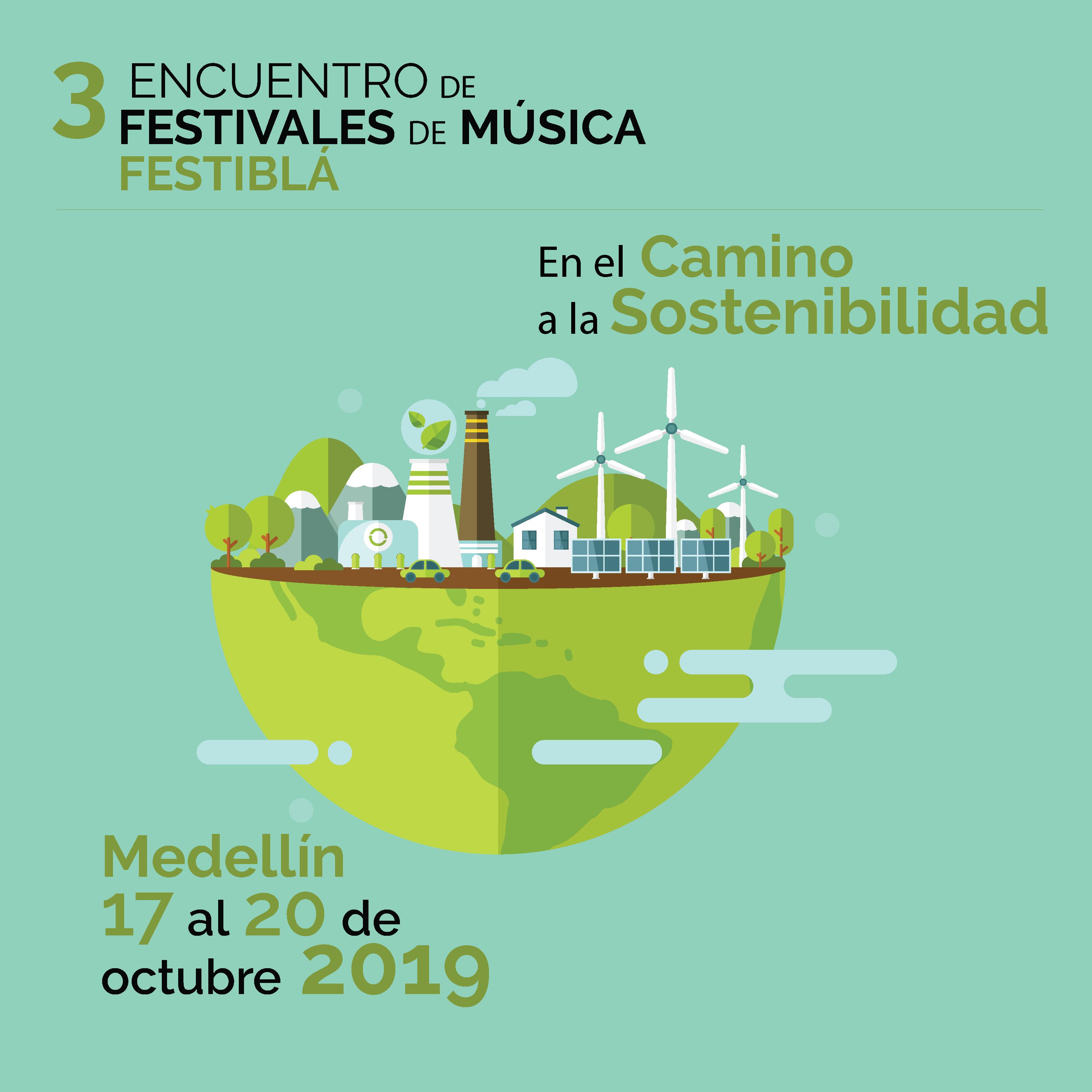 III encuentro Nacional de Festivales FESTIBLÁ